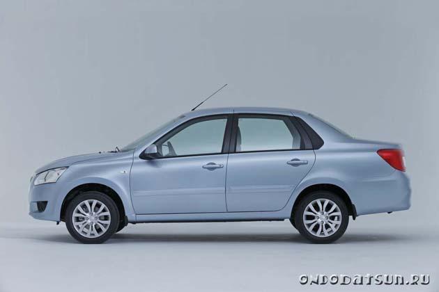 Технические характеристики Datsun on-DO