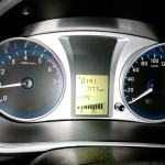 Панель приборов автомобилей датсун