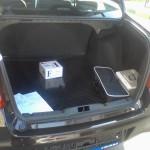 Живые фотографии багажника седан ондо