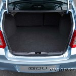 Фотографии багажника седана Датсун он-ДО