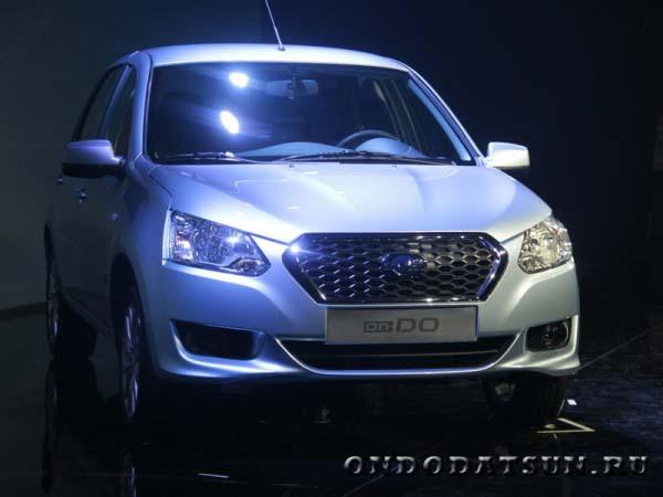 Цена автомобиля Датсун он-ДО от 400 тысяч