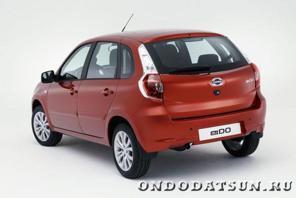 Datsun mi-DO - новый японский хэтчбек
