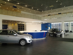 Нижегородец - автосалон Datsun