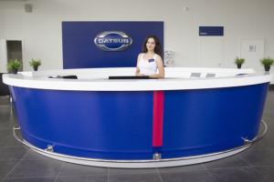 Официальный дилер автомобилей Datsun в городе Ульяновск