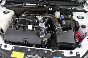 Datsun с новым двигателем